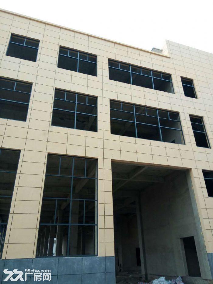 出售湖北汉川城北产业园标准厂房仓库40000方-图(4)