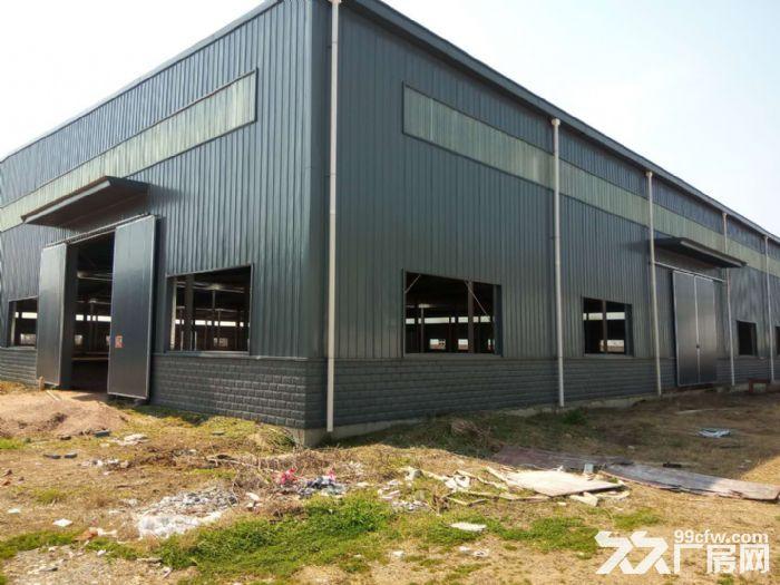 出租湖北省汉川市城北产业园钢构厂房15000平方-图(2)