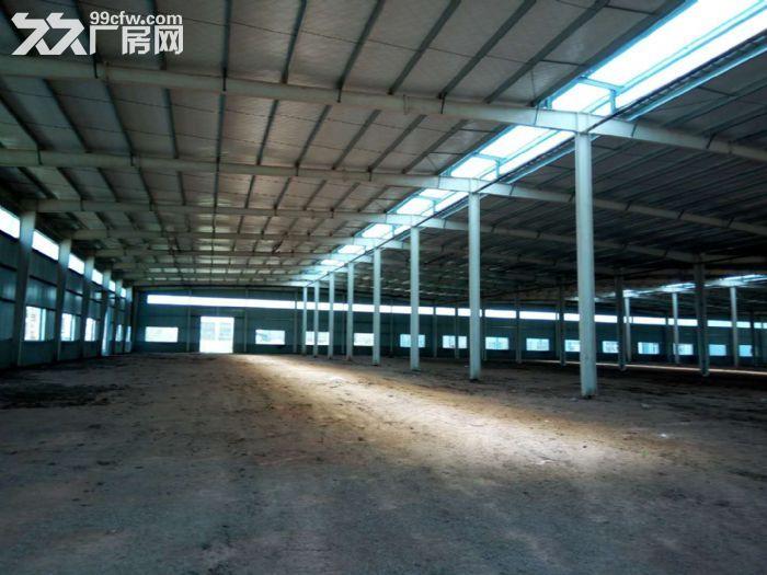 出租湖北省汉川市城北产业园钢构厂房15000平方-图(3)