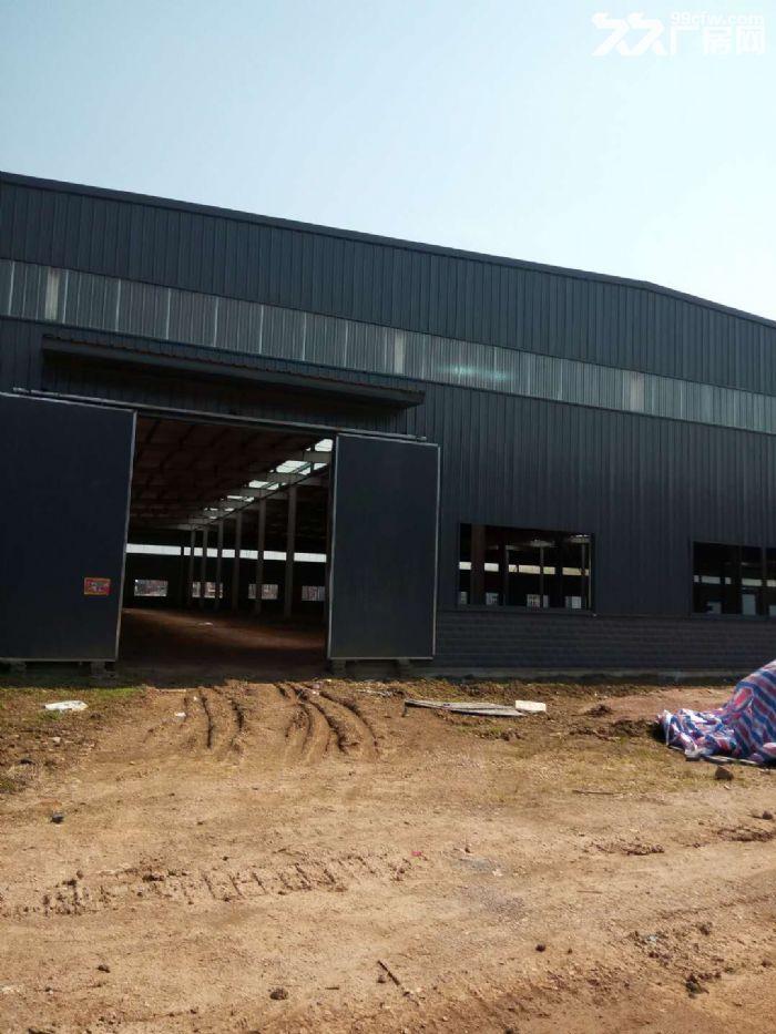 出租湖北省汉川市城北产业园钢构厂房15000平方-图(5)