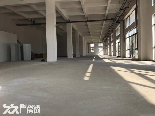 唯亭全新独栋10000平可分租大货梯+位置好-图(1)