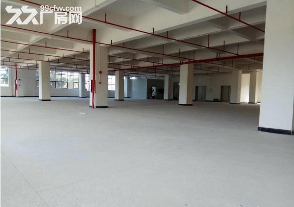 东城原房东楼上1200平带现成装修办公室出租-图(2)