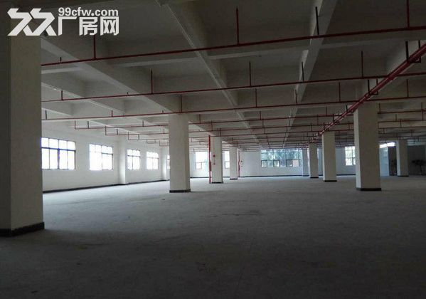 东城原房东楼上1200平带现成装修办公室出租-图(3)