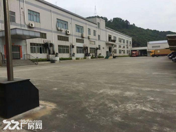 松岗独门独院红本厂房34628平方米-图(1)