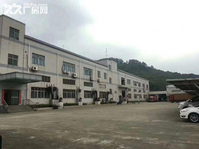 松岗独门独院红本厂房34628平方米-图(2)