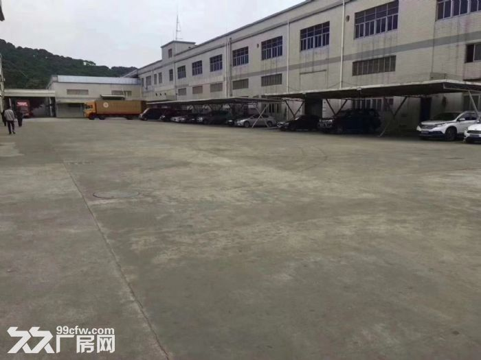 松岗独门独院红本厂房34628平方米-图(7)