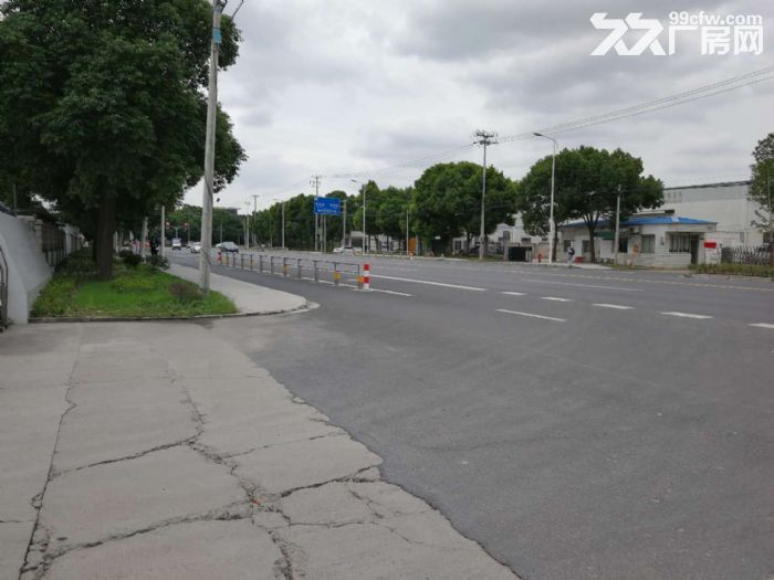 松江工业区民强路104地块2500平米厂房招租-图(1)