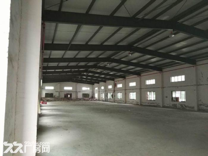 松江工业区民强路104地块2500平米厂房招租-图(2)