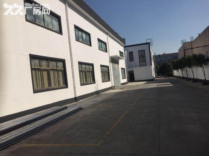 新桥独栋全单层厂房1700平米有10吨行车场地大-图(4)