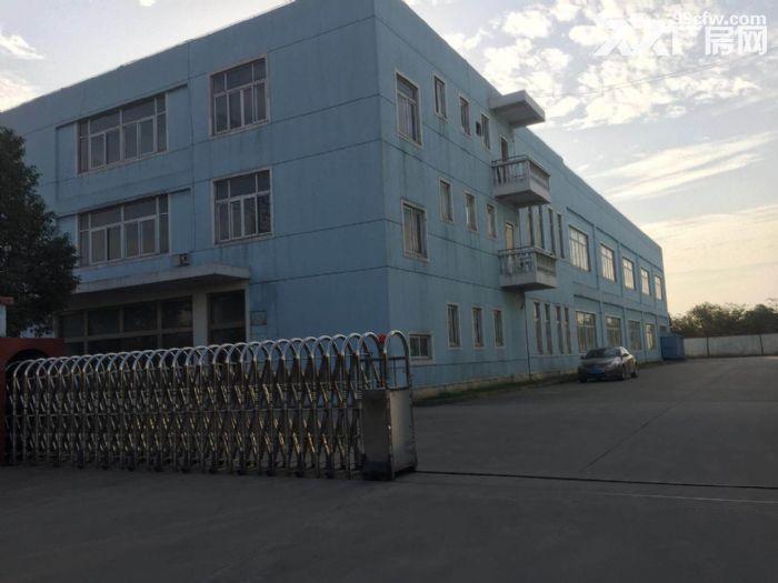 新出10米层高纯单层标准厂房,三证齐全不拆迁-图(1)