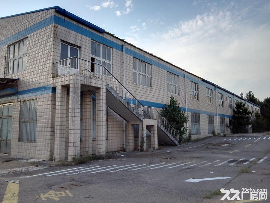 胶州市大朱戈217省道旁环境优美厂房出租-图(2)