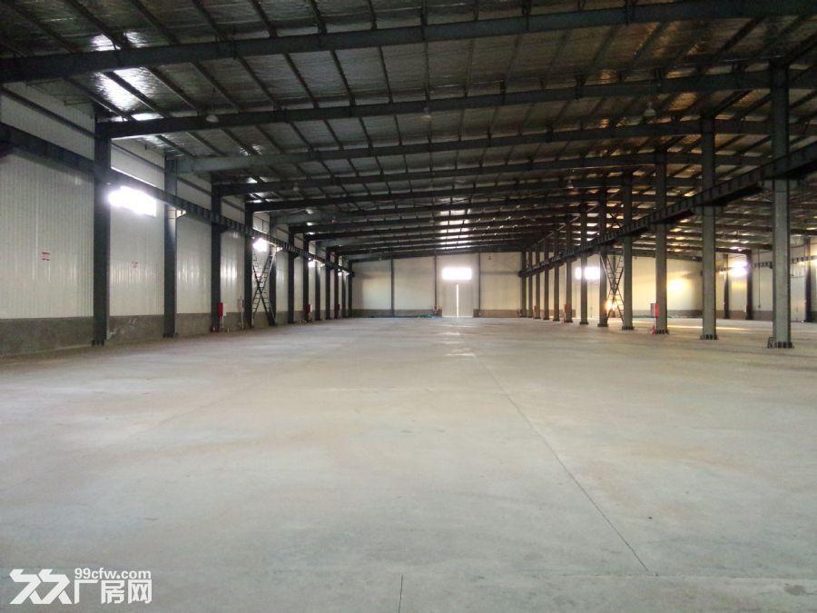 胶州市大朱戈217省道旁环境优美厂房出租-图(5)