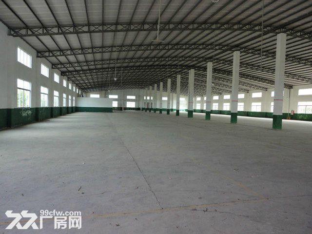 《惠》惠阳附近大型工业区单一层钢构3200平方出租-图(1)