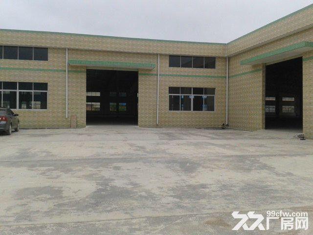 《惠》惠阳附近大型工业区单一层钢构3200平方出租-图(2)