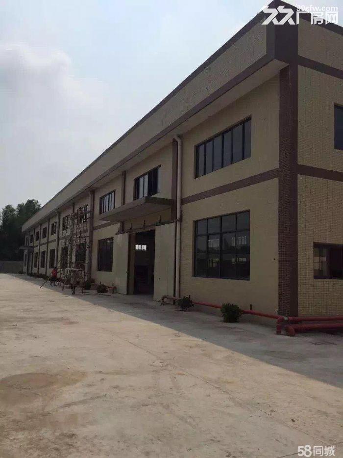 《惠》惠阳附近大型工业区单一层钢构3200平方出租-图(4)