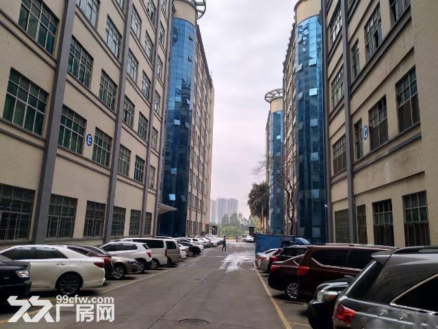 观澜梅关高速路口单一层500平带装修厂房-图(1)