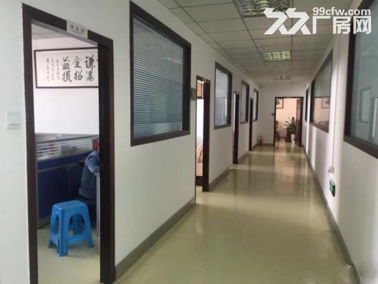 石岩塘头第三工业区原房东2000平精装修厂房招租-图(1)