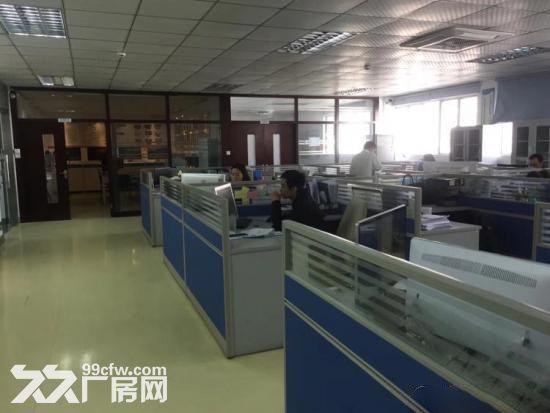 石岩塘头第三工业区原房东2000平精装修厂房招租-图(2)