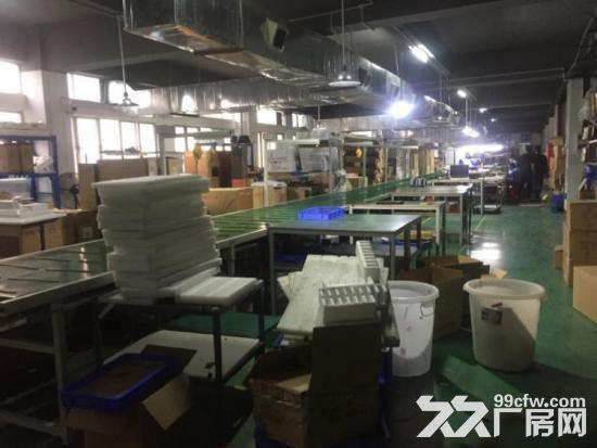 石岩塘头第三工业区原房东2000平精装修厂房招租-图(4)