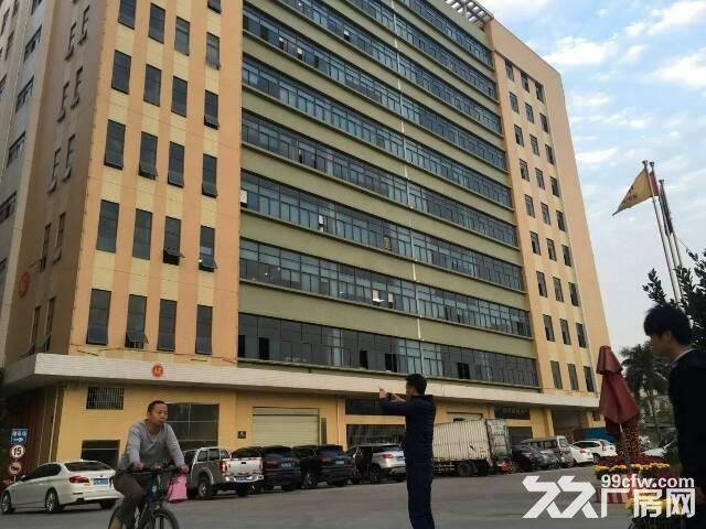 楼上500平公明北环大工业园带电梯带装修-图(1)