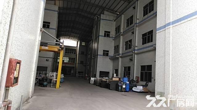 公明南光高速出口处新出独门独院厂房56448平方-图(1)