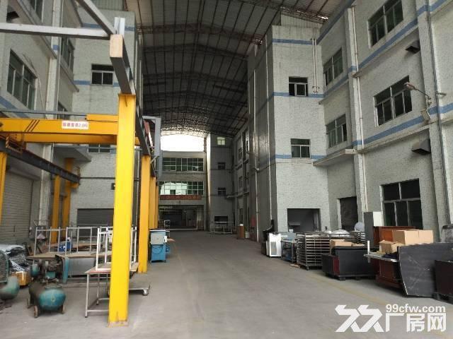 公明南光高速出口处新出独门独院厂房56448平方-图(4)
