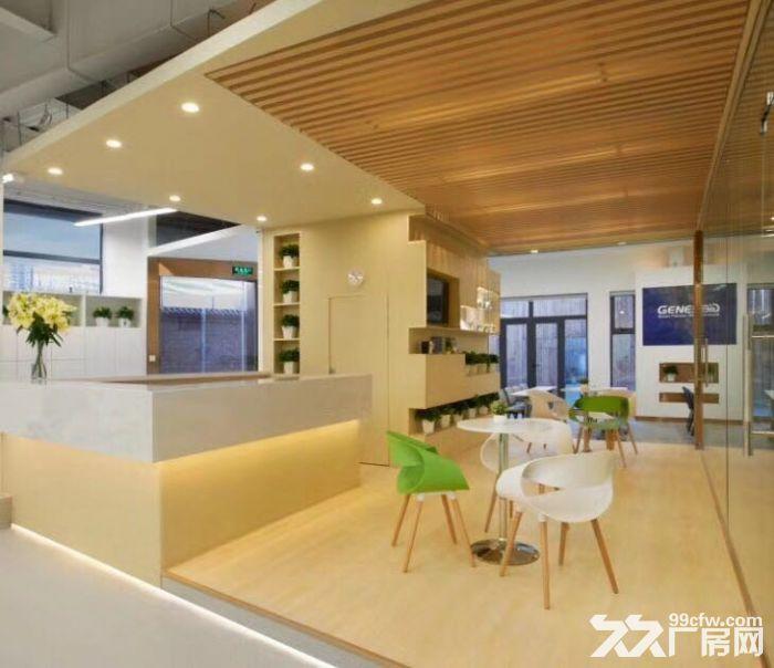 高碑店花园里文创园200平米独栋写字楼出租-图(2)