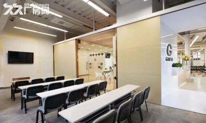 高碑店花园里文创园200平米独栋写字楼出租-图(5)