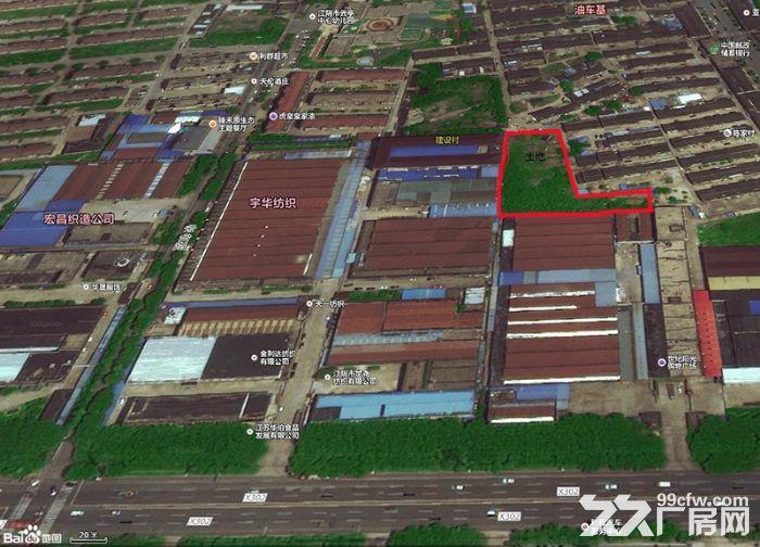 公司出售土地江阴市云亭镇云新村4395平米土地-图(1)