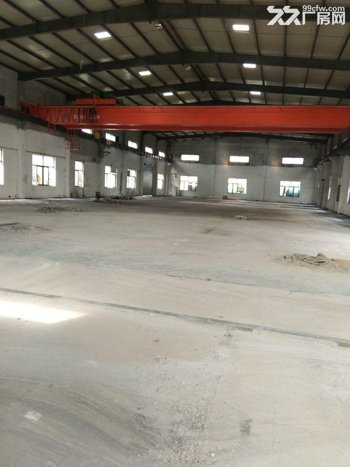 嘉定安亭新出标准104板块厂房1800平,产证齐全,带行车-图(1)