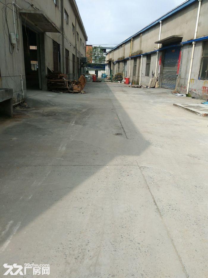 嘉定安亭新出标准104板块厂房1800平,产证齐全,带行车-图(3)