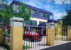 出售三层独栋别shu厂房均价5800送400m私人庭院