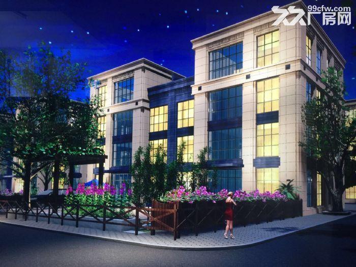出售三层独栋别shu厂房均价5800送400m私人庭院-图(6)