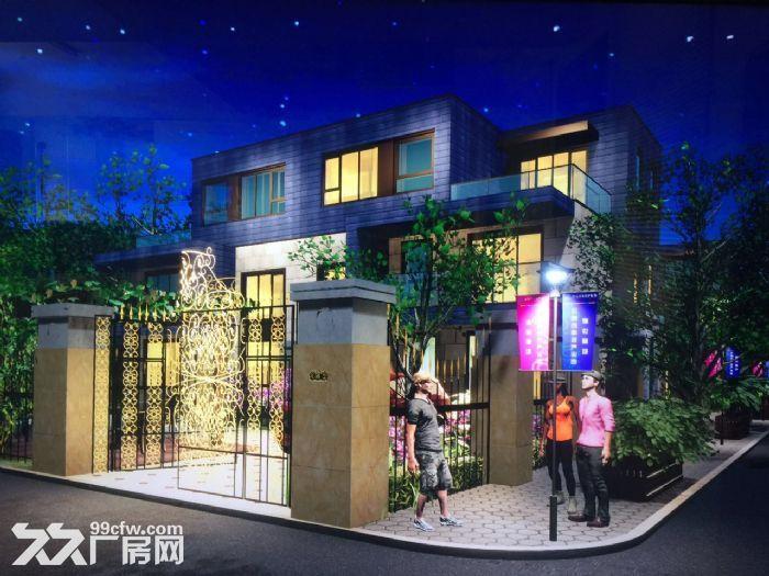 出售三层独栋别shu厂房均价5800送400m私人庭院-图(7)
