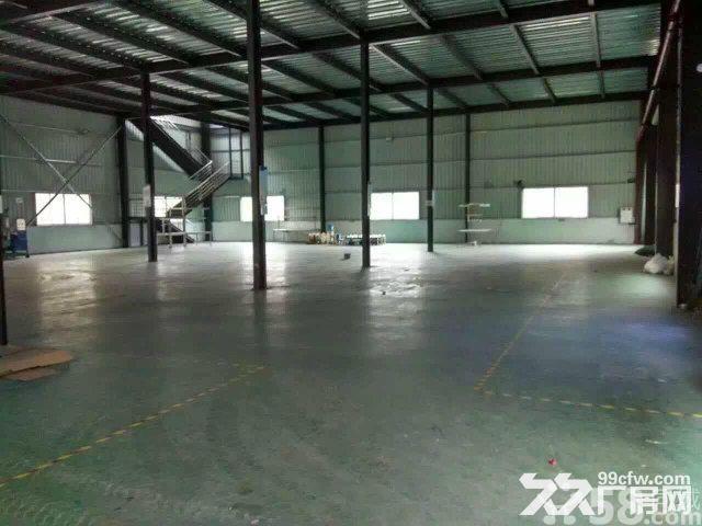 东莞市麻涌5000平方单一层厂房出租-图(2)
