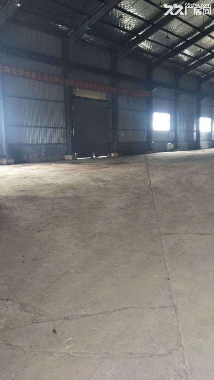 高标准钢架结构厂房出租