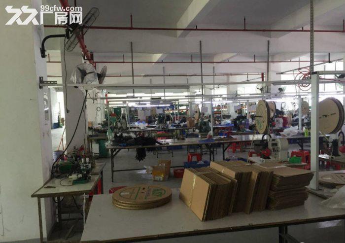 黄江社贝楼上带装修厂房出租2000平水电齐全-图(1)