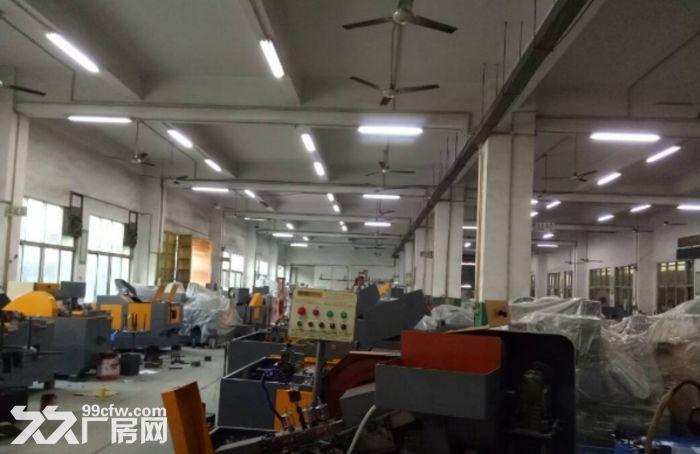 黄江田心一楼1500平九成新标准厂房出租-图(1)