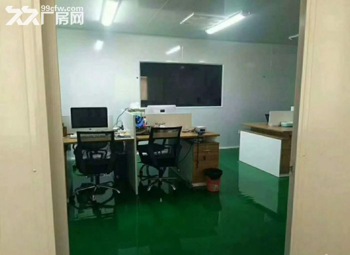 茶山塘角楼上厂房550平米精装修厂房-图(4)