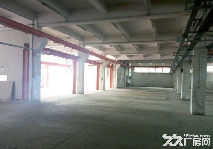 塘厦莲湖附近一楼带行车2000平方厂房出租-图(2)