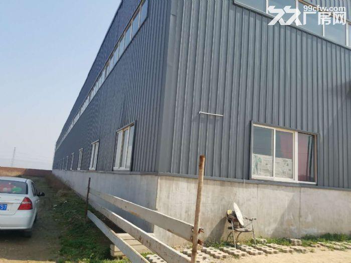 (急租)西安市航天城附近钢构厂房、仓库出租-图(3)