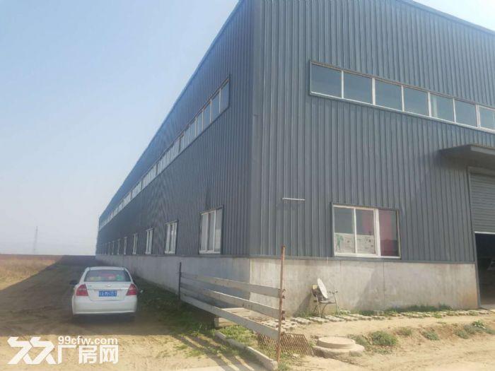 西安市航天城附近钢构厂房、仓库出租-图(1)