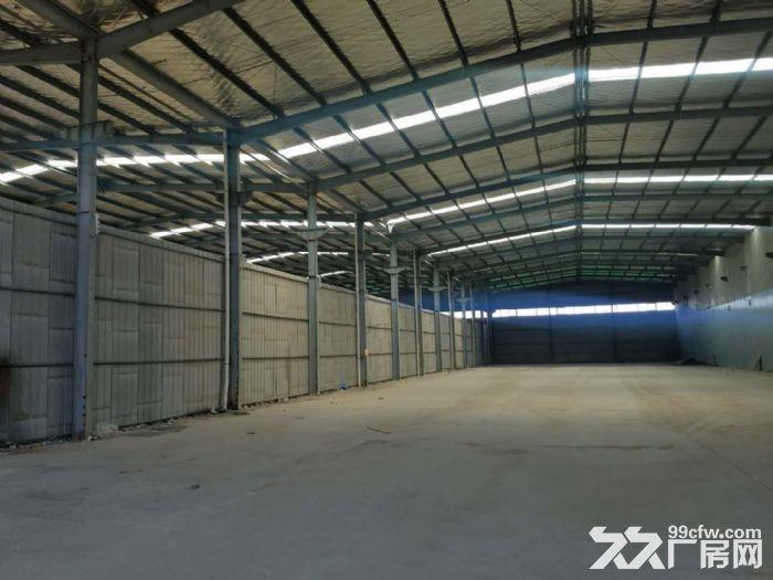 西安市航天城附近钢构厂房、仓库出租-图(5)