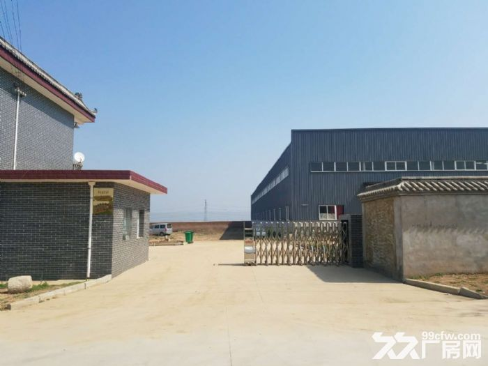 西安市航天城附近钢构厂房、仓库出租-图(7)
