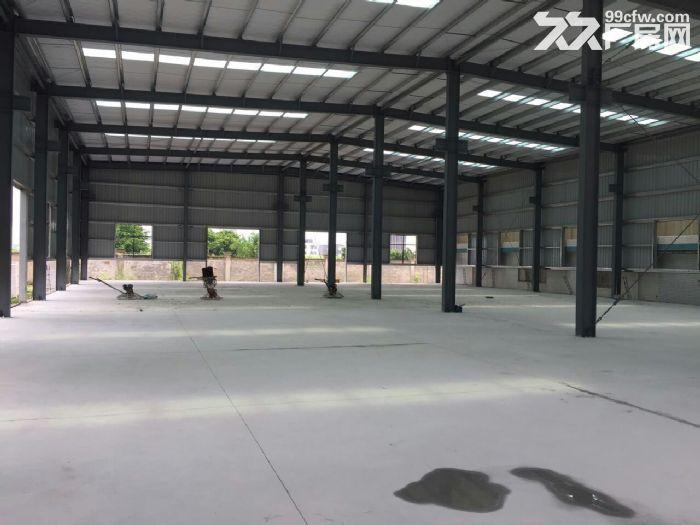 珠海斗门两万平方钢构厂房招租-图(1)
