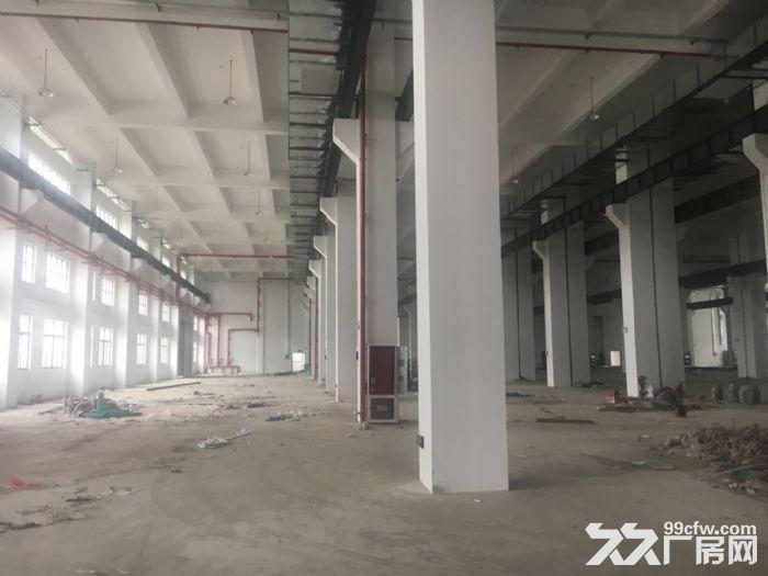 新区硕放长江东路附近16000平双层厂房出租-图(3)