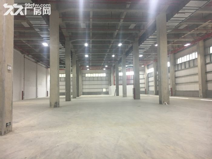 新区梅村张公路附近大型物流园30000平高标仓库招租-图(1)