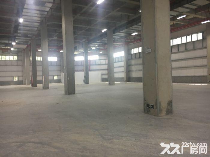 新区梅村张公路附近大型物流园30000平高标仓库招租-图(2)