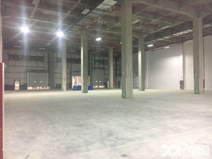 新区梅村张公路附近大型物流园30000平高标仓库招租-图(3)