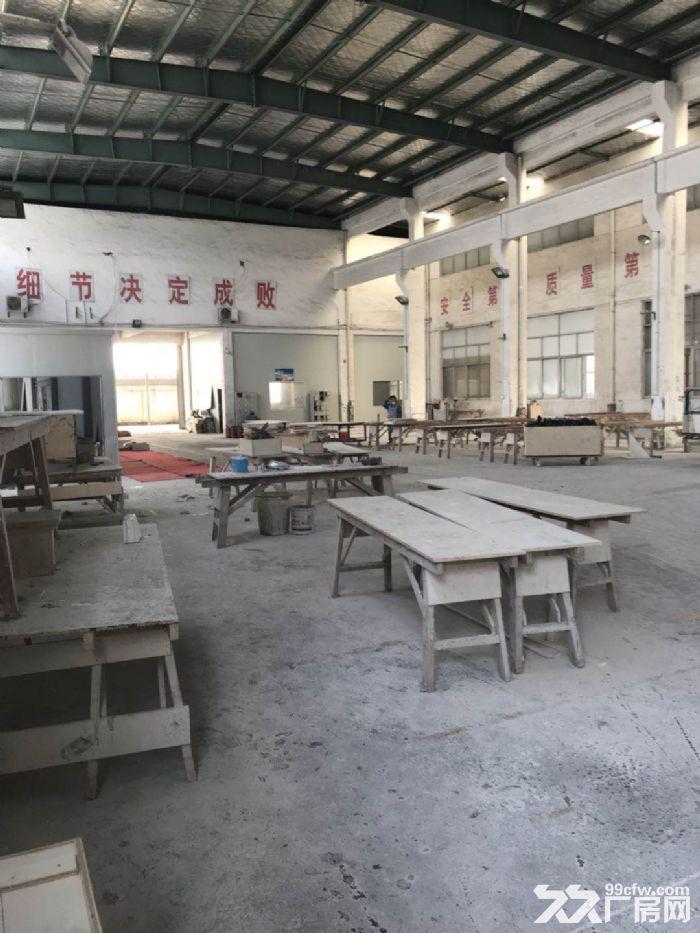 Z锡山区张泾6450平单一层厂房出租-图(1)